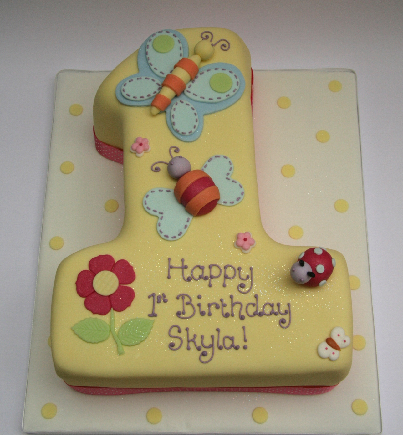 1288 X 1390 In 23 Marvelous Picture Of 1 Birthday Cake