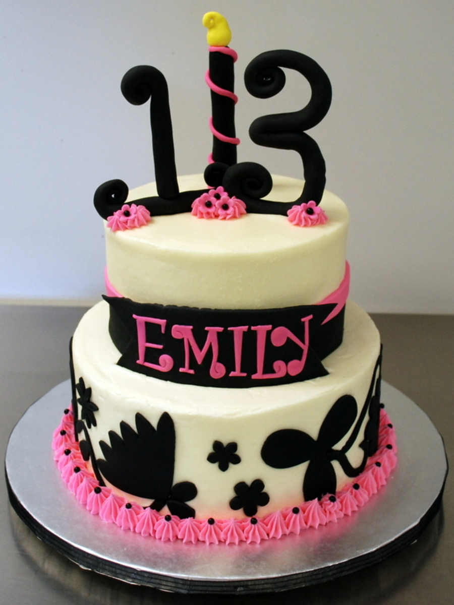 13Th Birthday Cakes 13th Birthday Cake Cakecentral