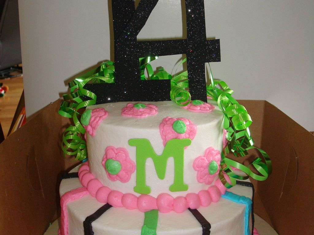 768 In 32 Creative Image Of 14 Year Old Birthday Cake