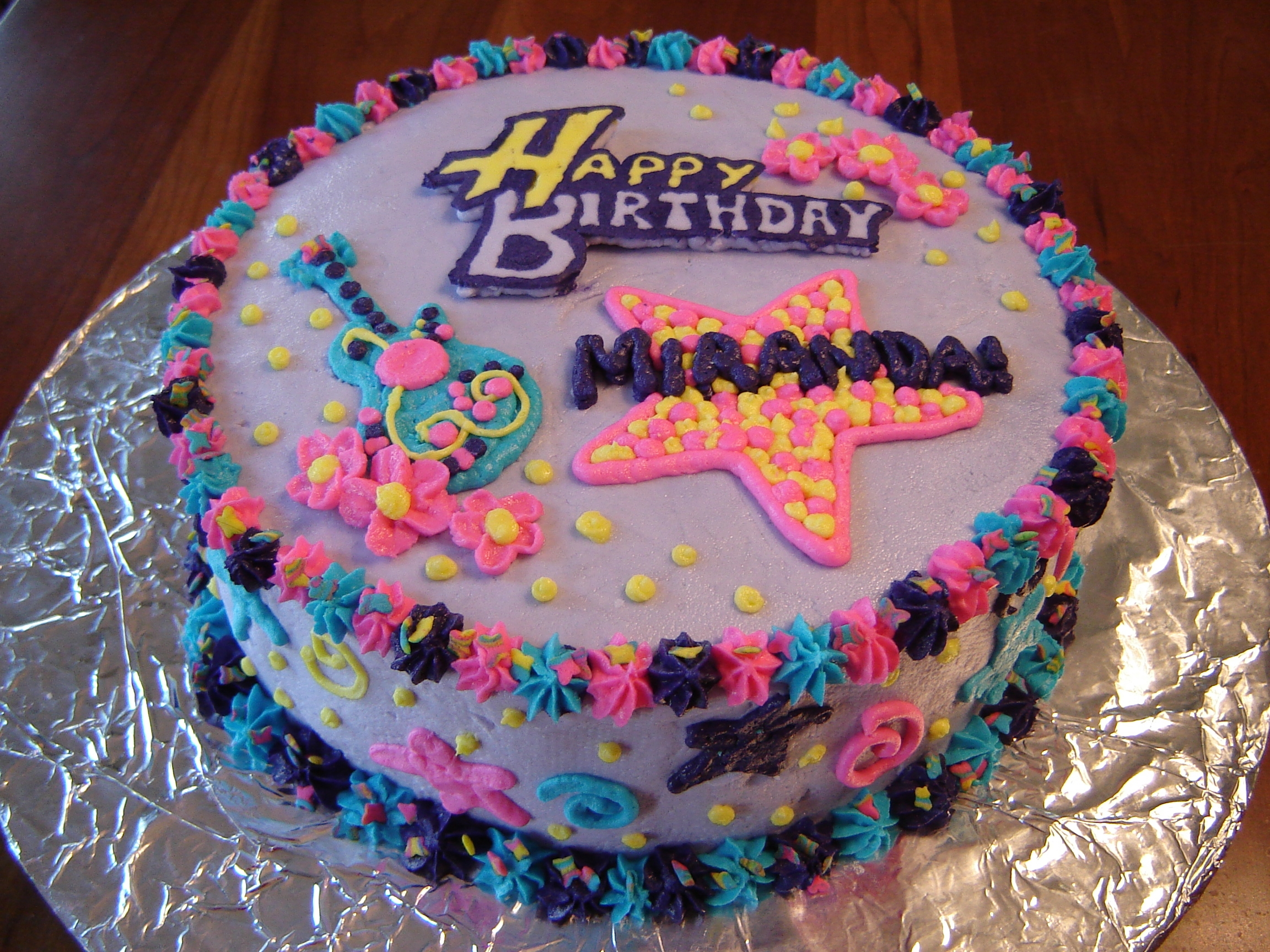 14 Year Old Birthday Cake Contemporary Ideas 8 Year Old Birthday Cake Cosy Hannah Montana With