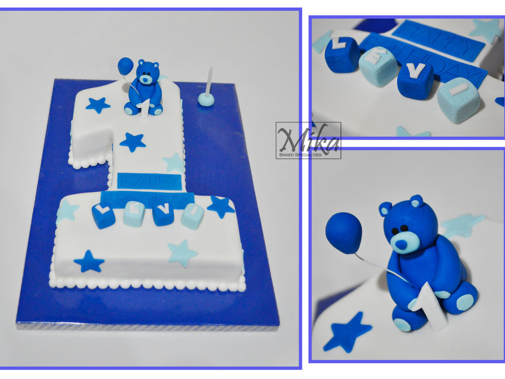 1St Birthday Cake Boy 1st Birthday Cake Boy Cakecentral