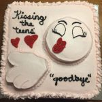 20Th Birthday Cakes Emoji Cake For Girls 20th Birthday Cakes And Cupcakes Of Mine
