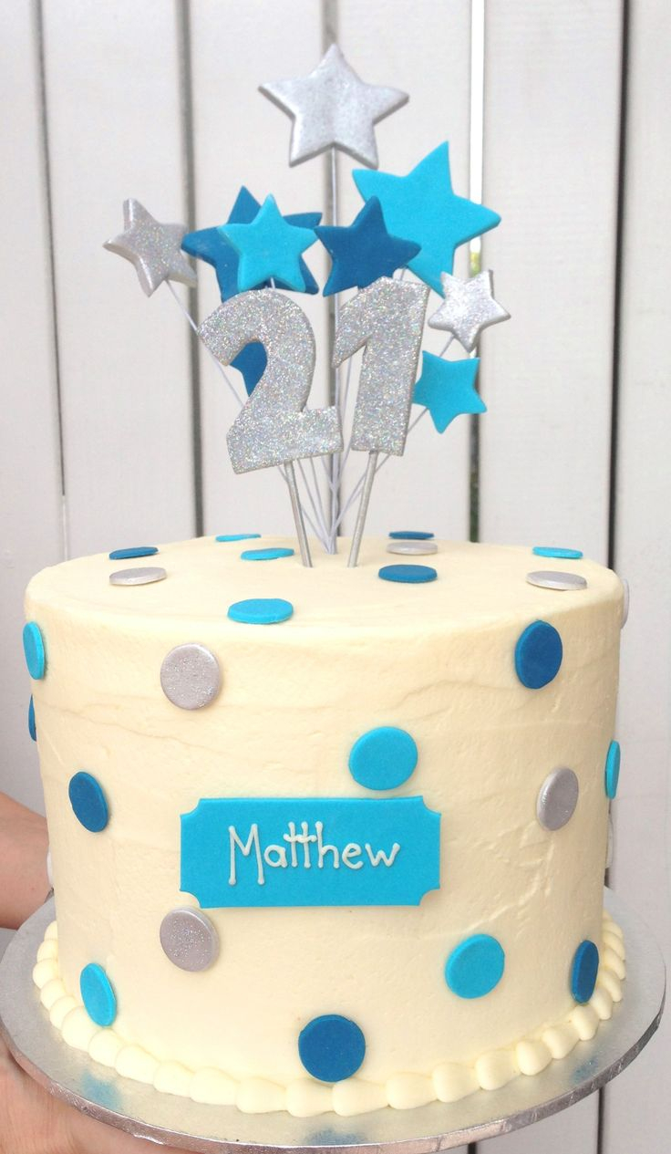 21St Birthday Cake Ideas For Him 12 Happy 21st Birthday Cakes For Males Photo Guys 21st Birthday