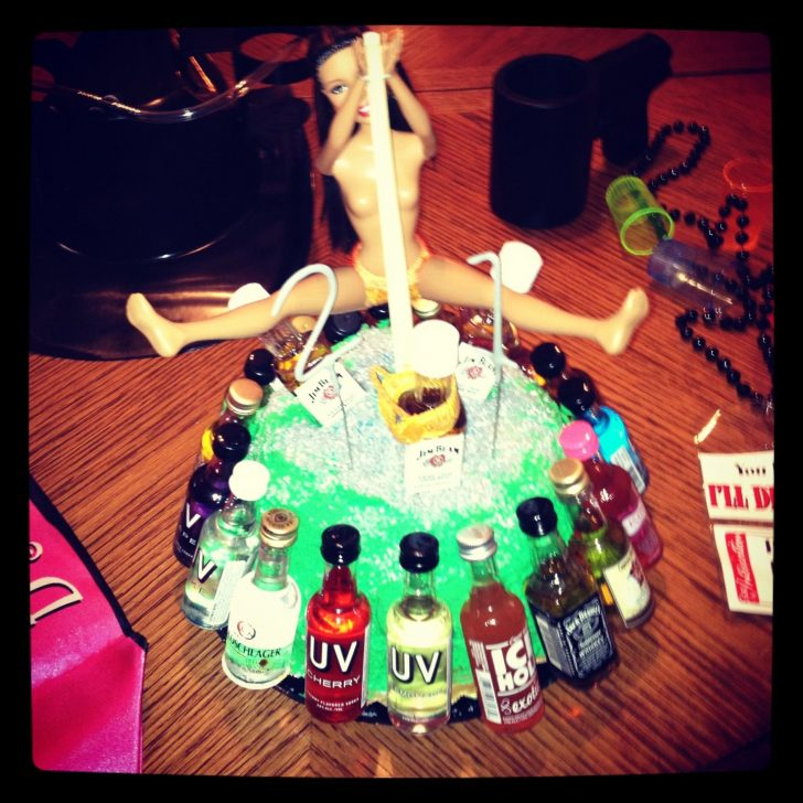 21St Birthday Cake Ideas For Him 21st Birthday Cake For A Guy Friend 21shots And A Stripperim