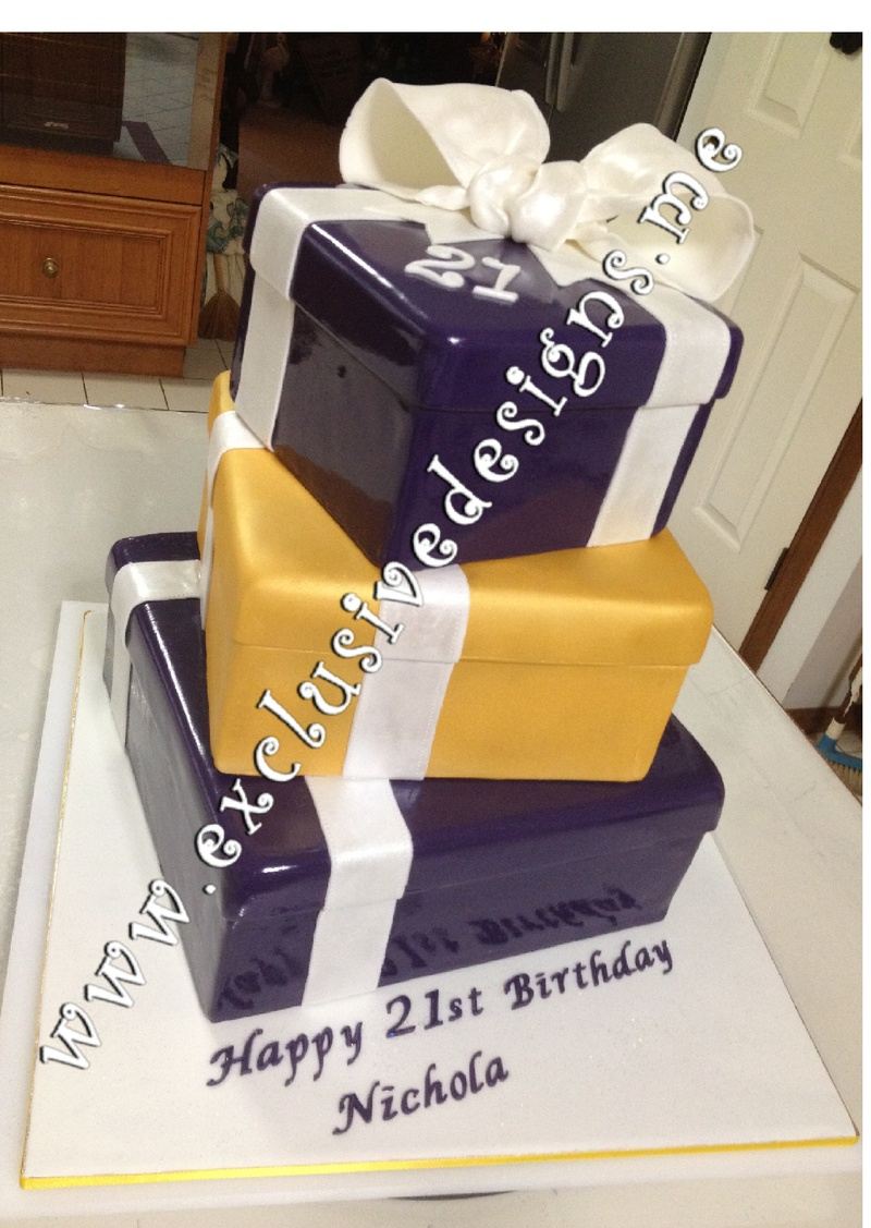 21St Birthday Cake Ideas For Him Special Occasion Novelty Cakes