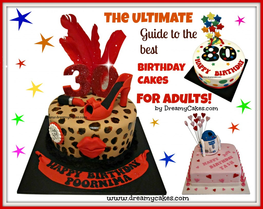 21St Birthday Cake Ideas For Him The Ultimate Guide To The Best Birthday Cakes For Adults