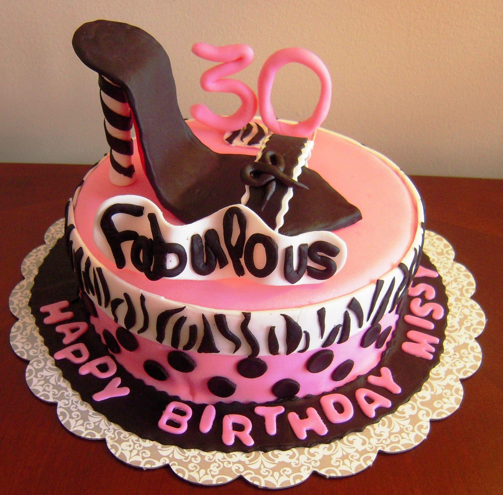 1573 In 32 Wonderful Image Of 30Th Birthday Cake Ideas