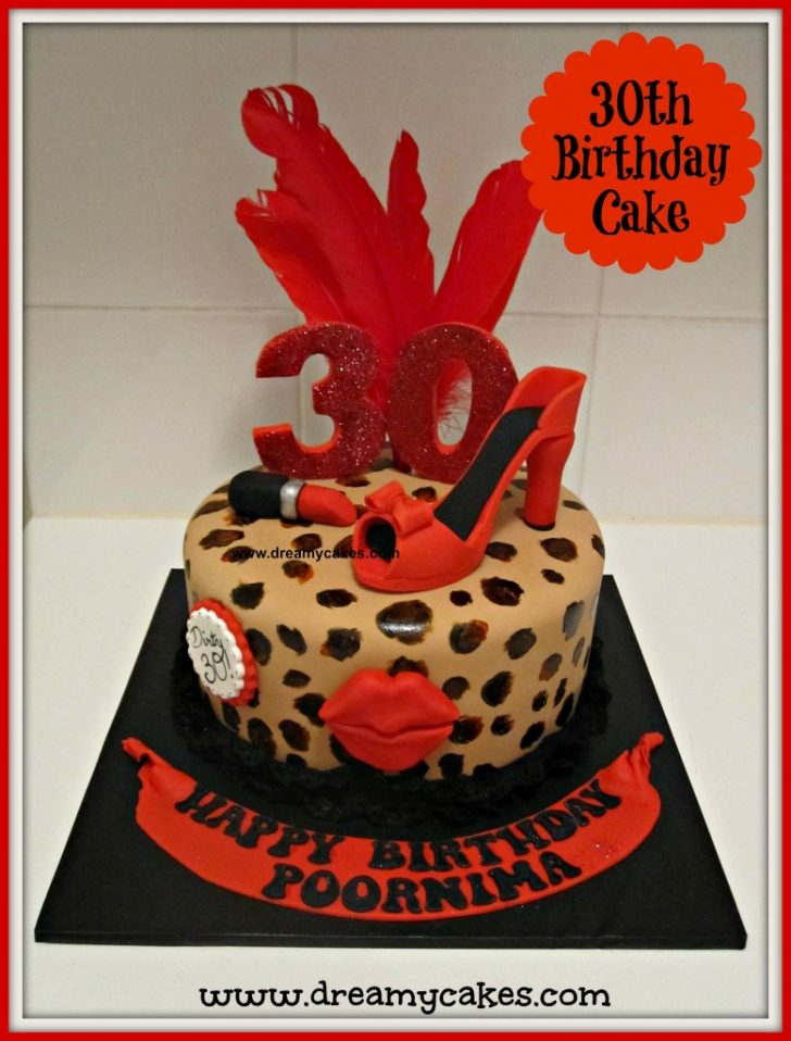 30Th Birthday Cake Ideas The Ultimate Guide To The Best Birthday Cakes For Adults