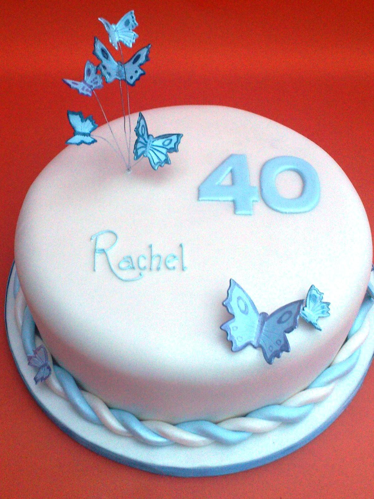 40Th Birthday Cakes For Her 40th Birthday Cake Ideas For Her Protoblogr Design 40th Birthday