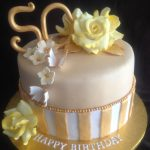 40Th Birthday Cakes For Her Images Of 50th Birthday Cake Ideas For Women Party Decoration