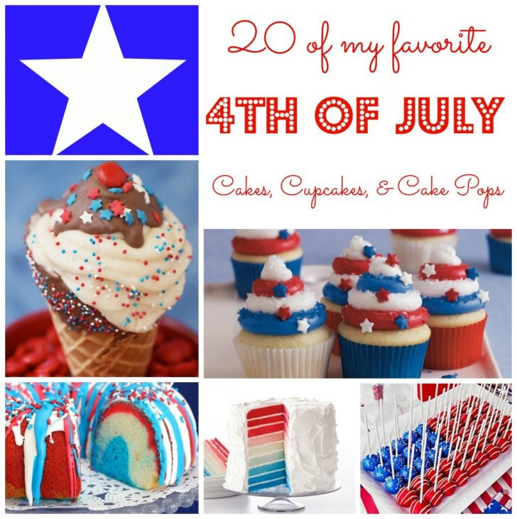 4Th Of July Birthday Cakes 4th Of July Cake Ideas Simply Being Mommy