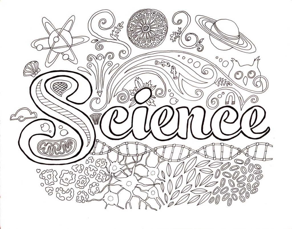 Az Coloring Pages Colouring In Sheets Science Free Science Coloring Sheets Printables