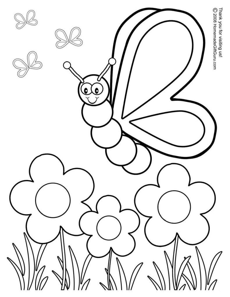 Az Coloring Pages Summer Coloring Pages Preschool Az Color For Preschoolers 7911024