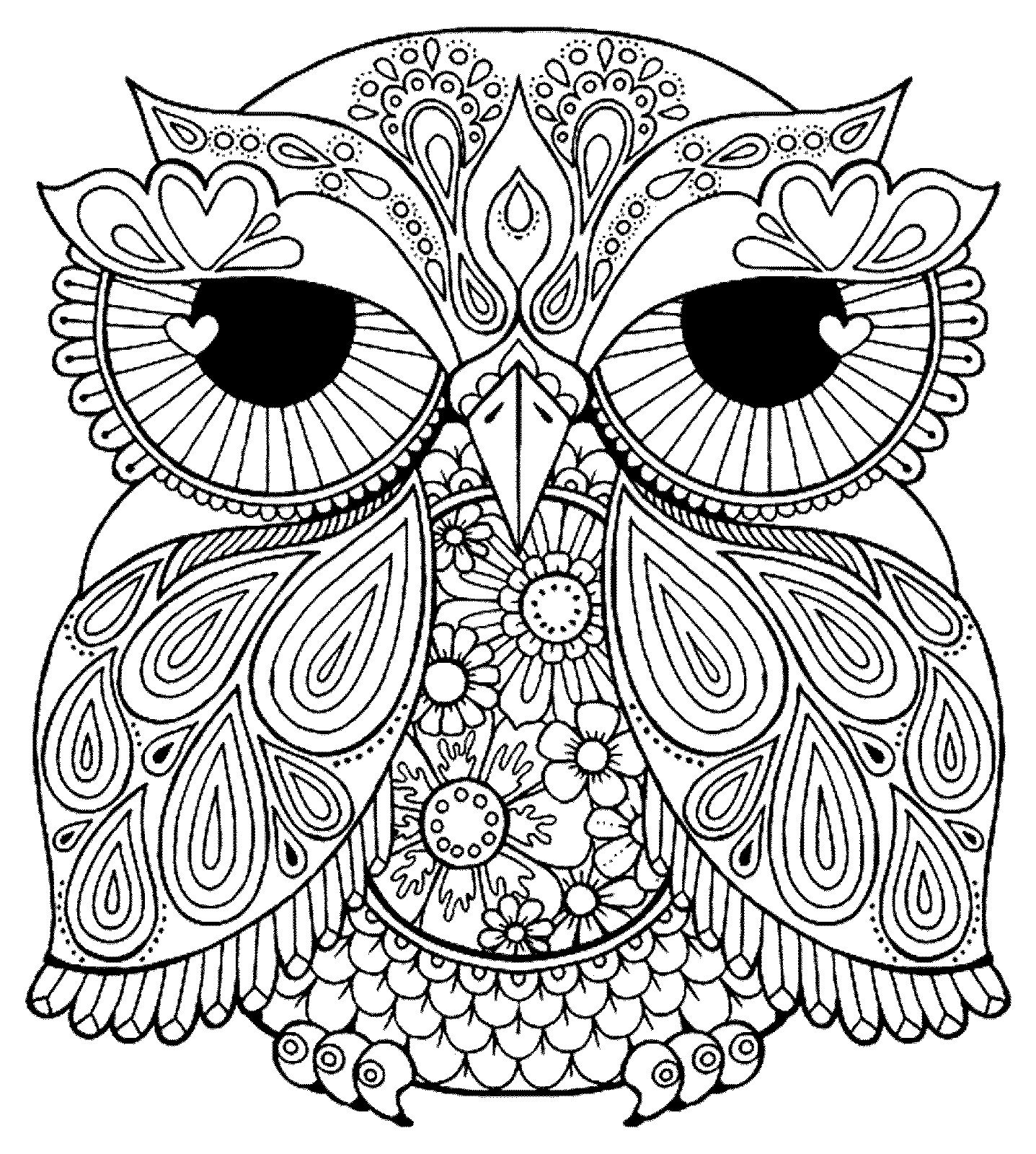 Adult Coloring Pages To Print Adult Coloring Pages Free Printable Wpvote