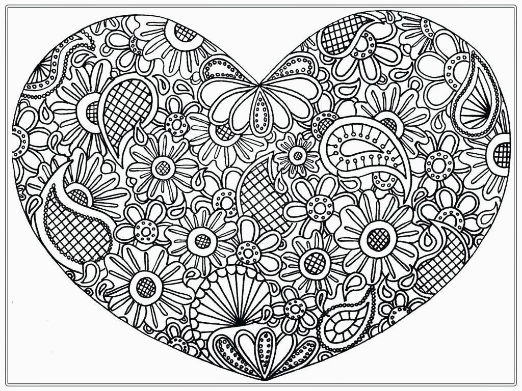 Adult Coloring Pages To Print Adult Coloring Pages Hearts Coloring Chrsistmas For Ag Coloring