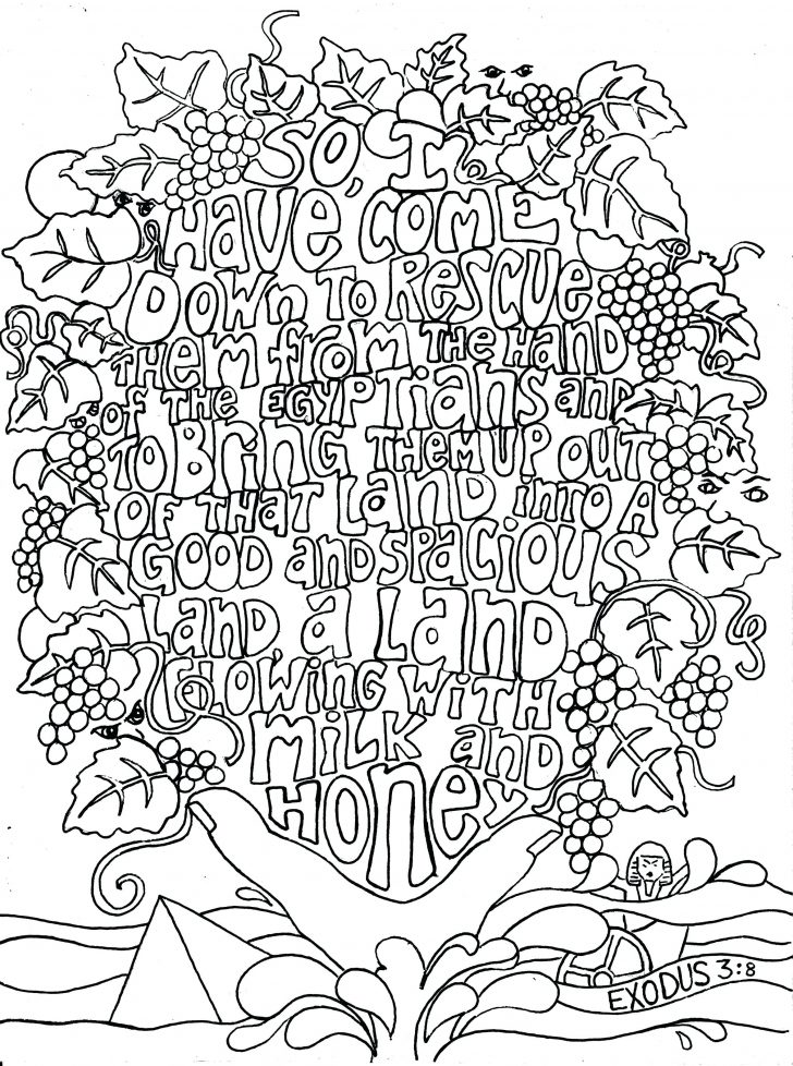 Adult Coloring Pages To Print Best Bible Verse Adult Coloring Pages Printable Printables Of With
