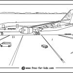 Airplane Coloring Pages Aeroplane Colouring Pages