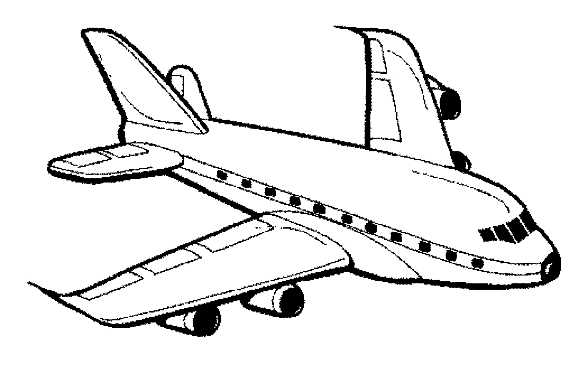 Airplane Coloring Pages Boeing Airplane Coloring Pages Bestappsforkids
