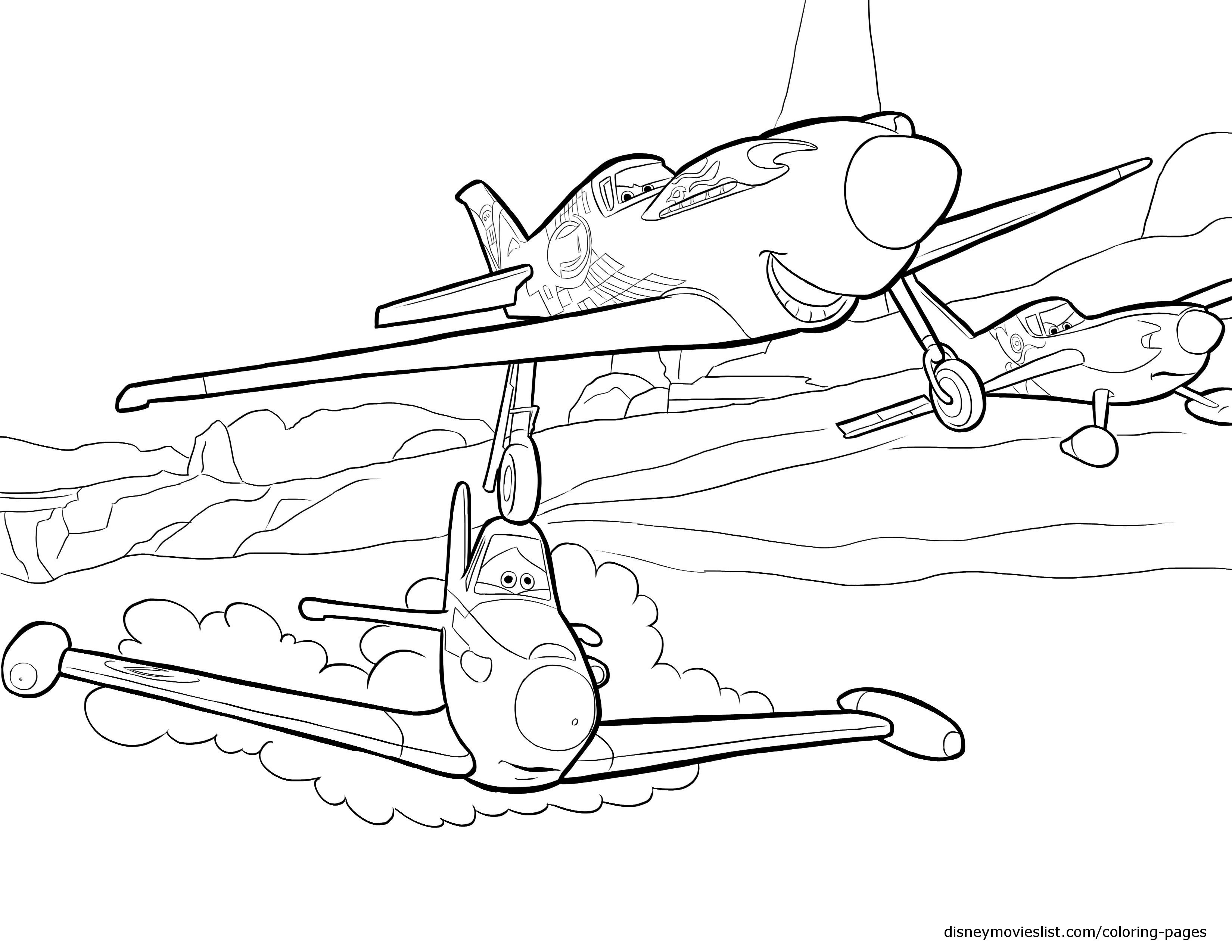 Airplane Coloring Pages Coloring Page Cute Big Airplane Coloring Page Wecoloringpage Com