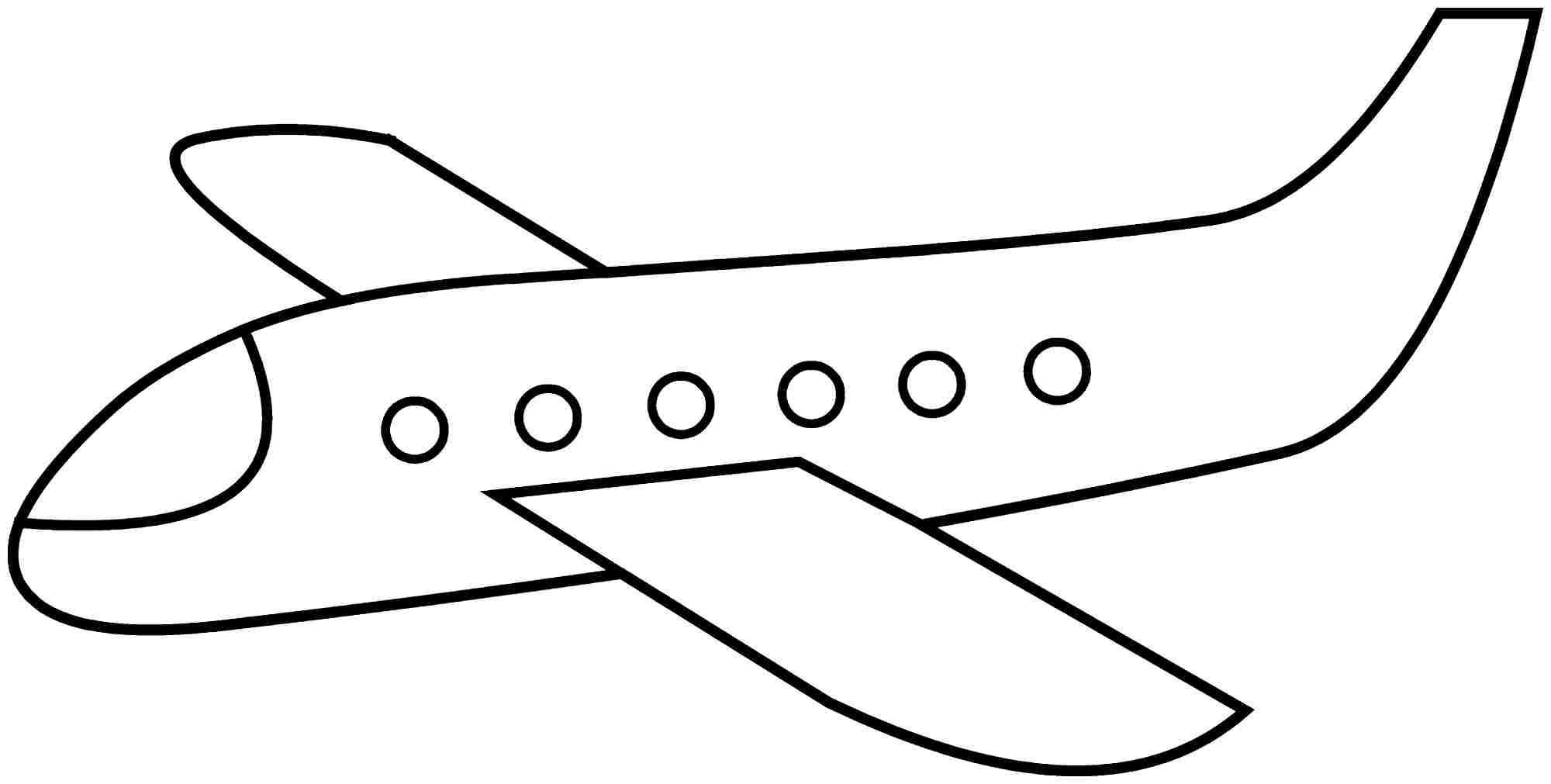 Airplane Coloring Pages Coloring Pages Airplane Coloring Book Pdf Drawing With Stickers