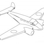 Airplane Coloring Pages Vehicles Coloring Pages Airplane Coloring Pages Best Free Coloring