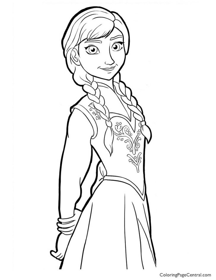 Anna Coloring Pages Elegant Of Elsa And Anna Coloring Pages Image Printable Coloring Pages