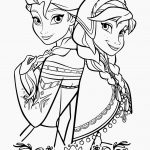 Anna Coloring Pages Printable Elsa And Anna Coloring Pages In Anna Elsa Coloring Pages