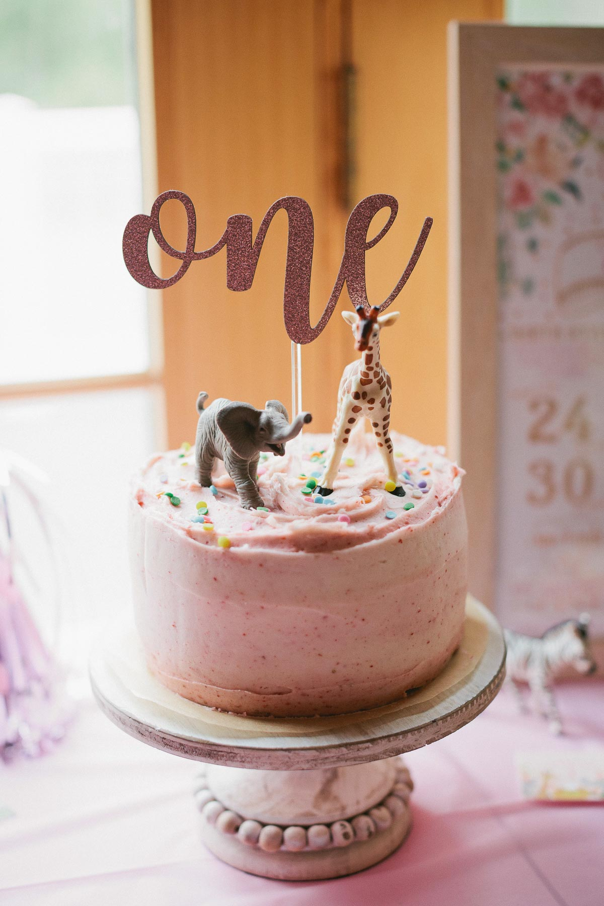 32+ Awesome Picture of Baby Birthday Cake