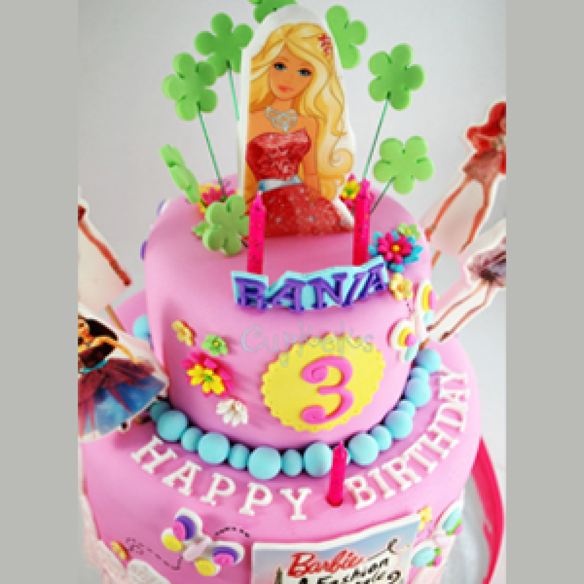 Barbie Birthday Cakes Barbie Doll Cake Order Barbie Birthday Cakes Online In Bangalore