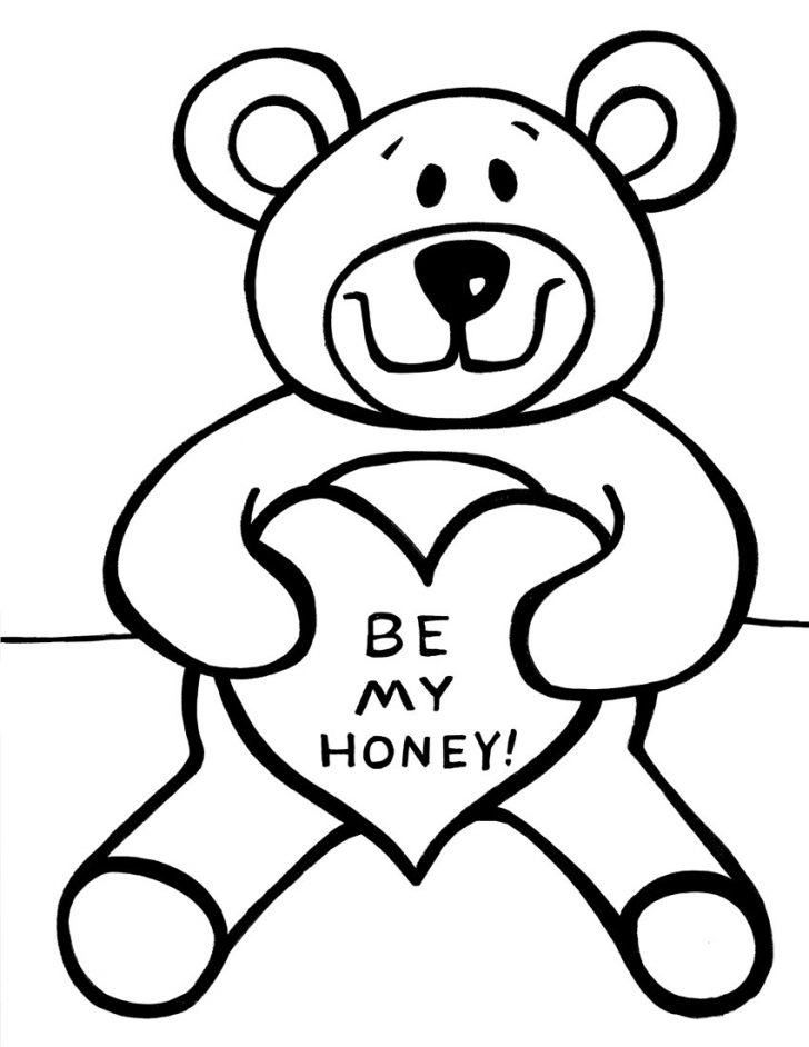 Bear Coloring Pages Teddy Bear Coloring Pages Images Page Telematik Institut