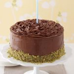 Best Chocolate Birthday Cake Banana Cake With Chocolate Frosting Recipe Taste Of Home