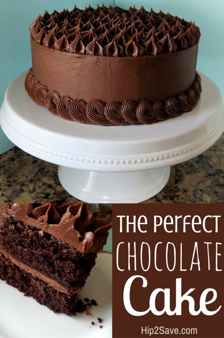 Best Chocolate Birthday Cake The Best Chocolate Cake Recipe In 2019 Appetizers Brunch