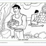 Bible Story Coloring Pages Bible Story Printable Coloring Pages Cain And Abel Best Of Prettier