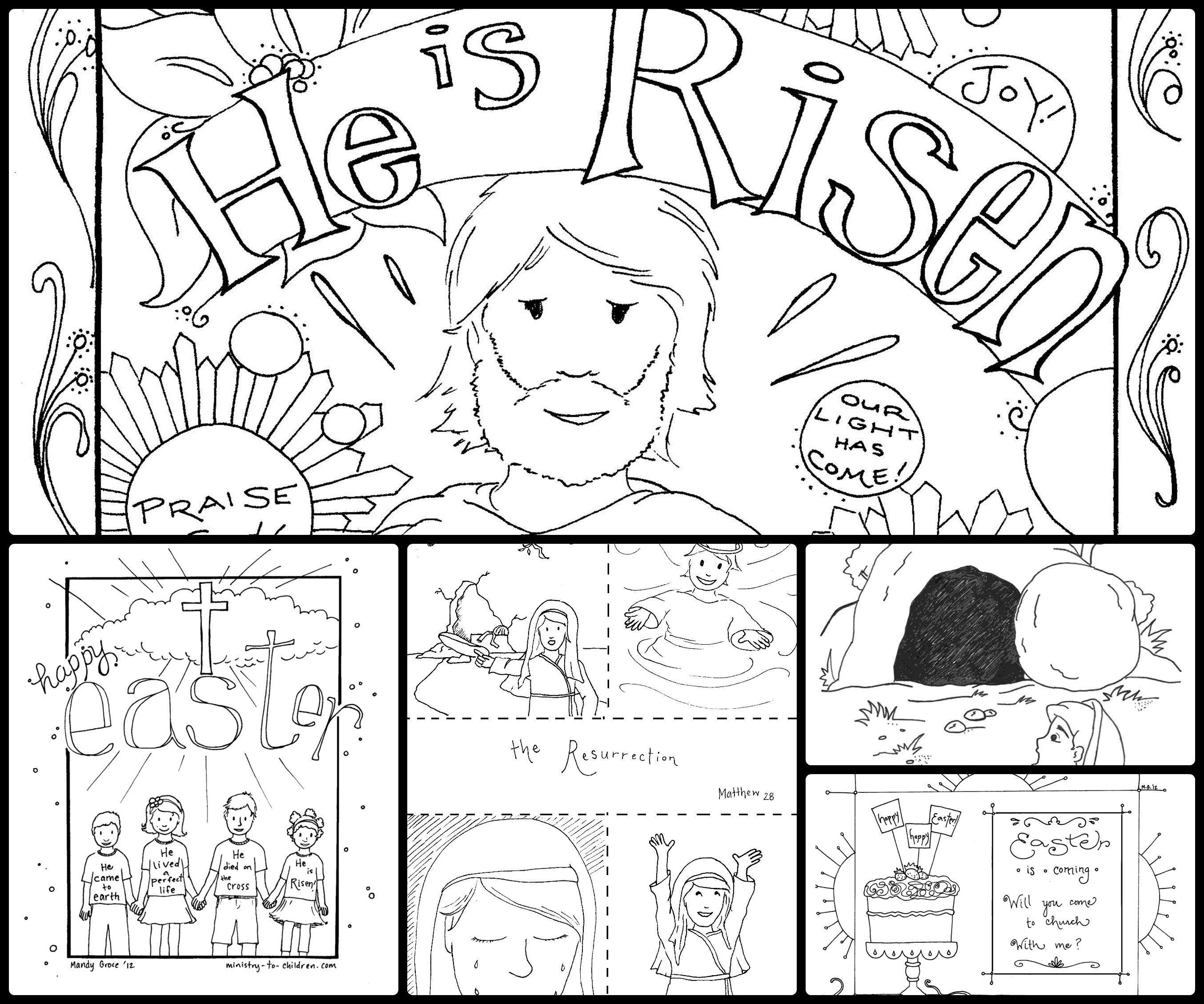 Bible Story Coloring Pages Free Bible Story Coloring Pages Beautiful Photos Religious Easter