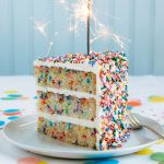 Birthday Cake Flavor Ideas Ultimate Birthday Cake From Baked Occasions Recipe Serious Eats