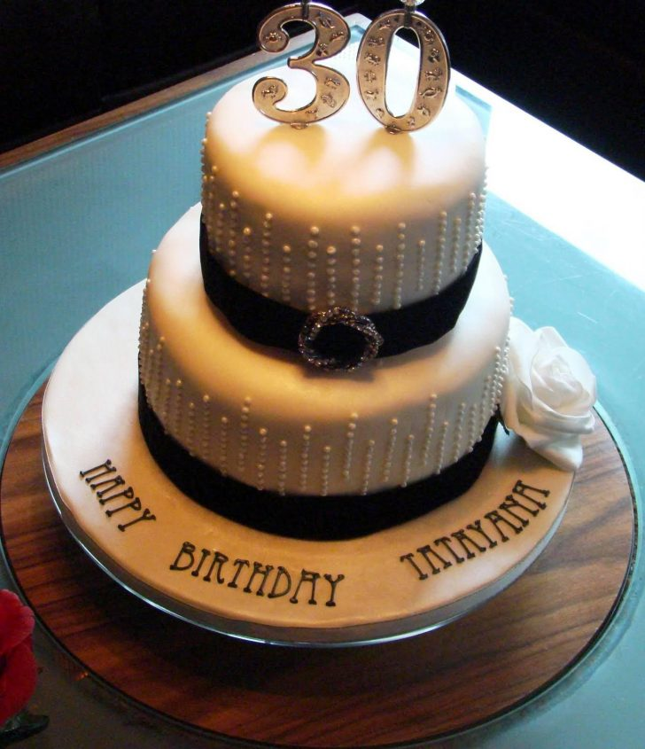 Birthday Cake For Women 30th Birthday Cake Ideas For Women Protoblogr Design 30th