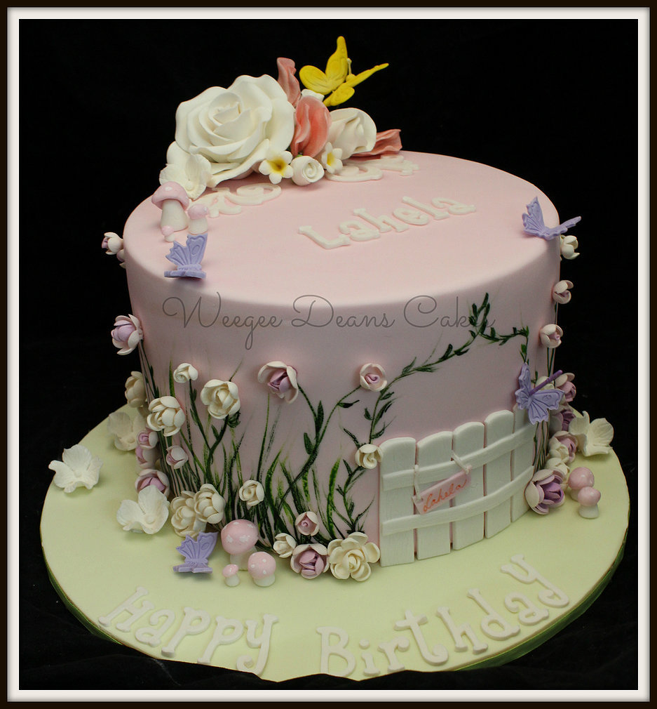 Birthday Cake For Women Female Cakes