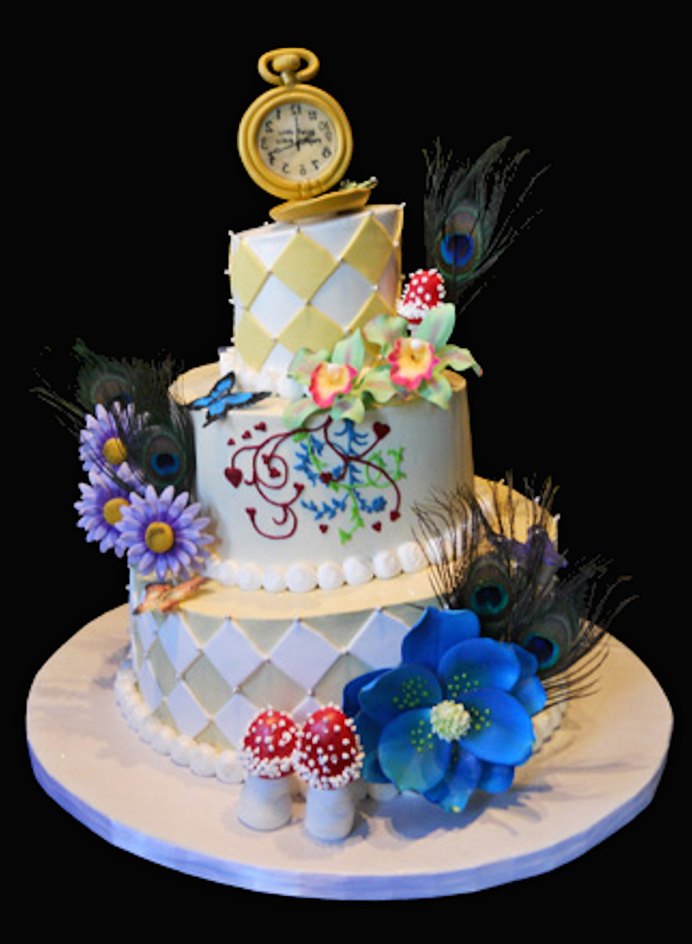 Birthday Cake For Women Wedding Cakes Lehigh Valley Specialty Cakes Piece A Cake