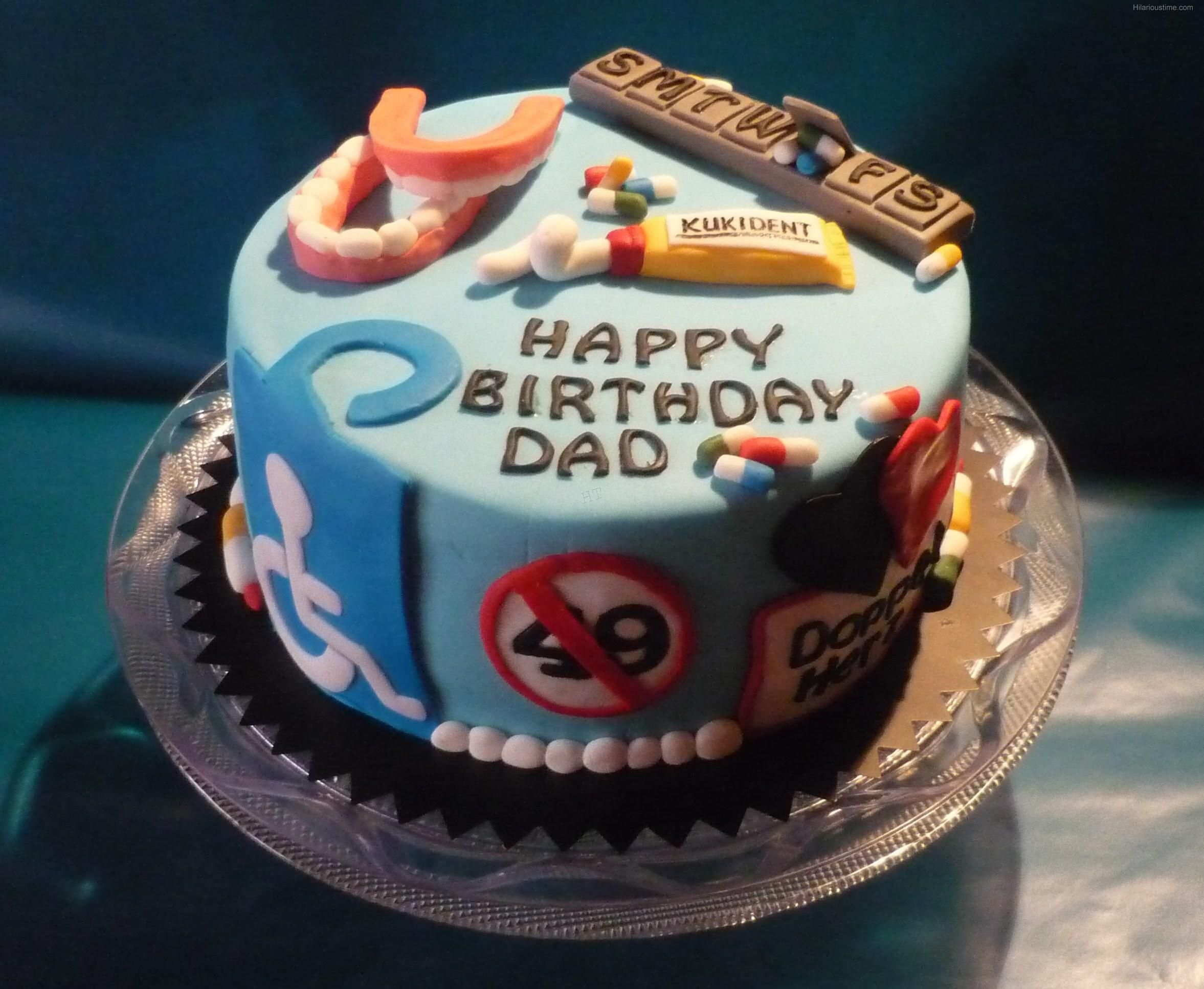 Birthday Cake Funny 15 Hilarious Cakes 001 Holidays Pinterest Birthday Cake Cake