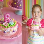 Birthday Cake Ideas For Girls Graces Cake Decorating Party Glorious Treats