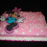 Birthday Cake Ideas For Girls Minnie Mouse Cakes Decoration Ideas Little Birthday Cakes