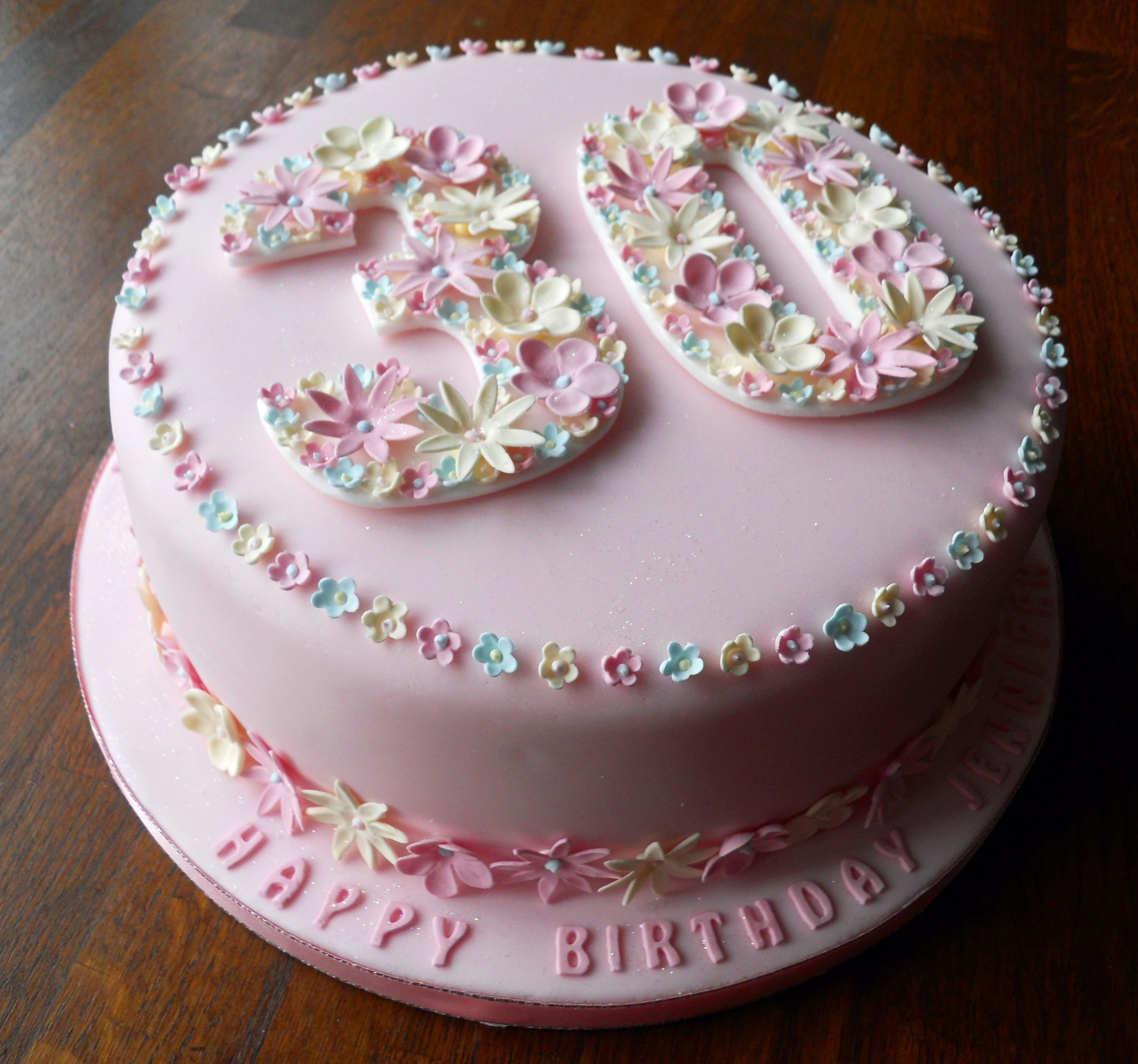 27+ Beautiful Picture of Birthday Cake Ideas For Women