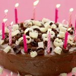 Birthday Cake Image Birthday Cakes Recipes Food To Love