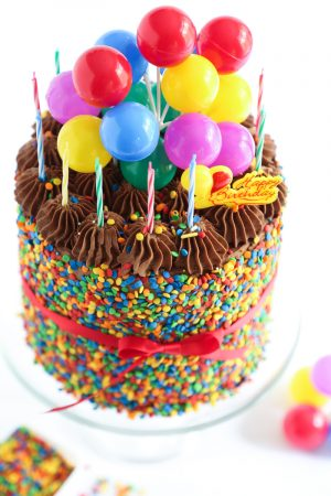 Birthday Cake Image The Birthday Cake Sprinkle Bakes