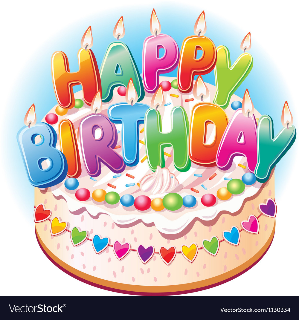 23+ Awesome Image of Birthday Cake Images Free