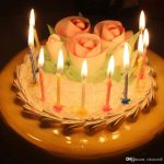 Birthday Cake With Lots Of Candles 2019 Magic Relighting Candles Funny Tricky Toy Birthday Eternal