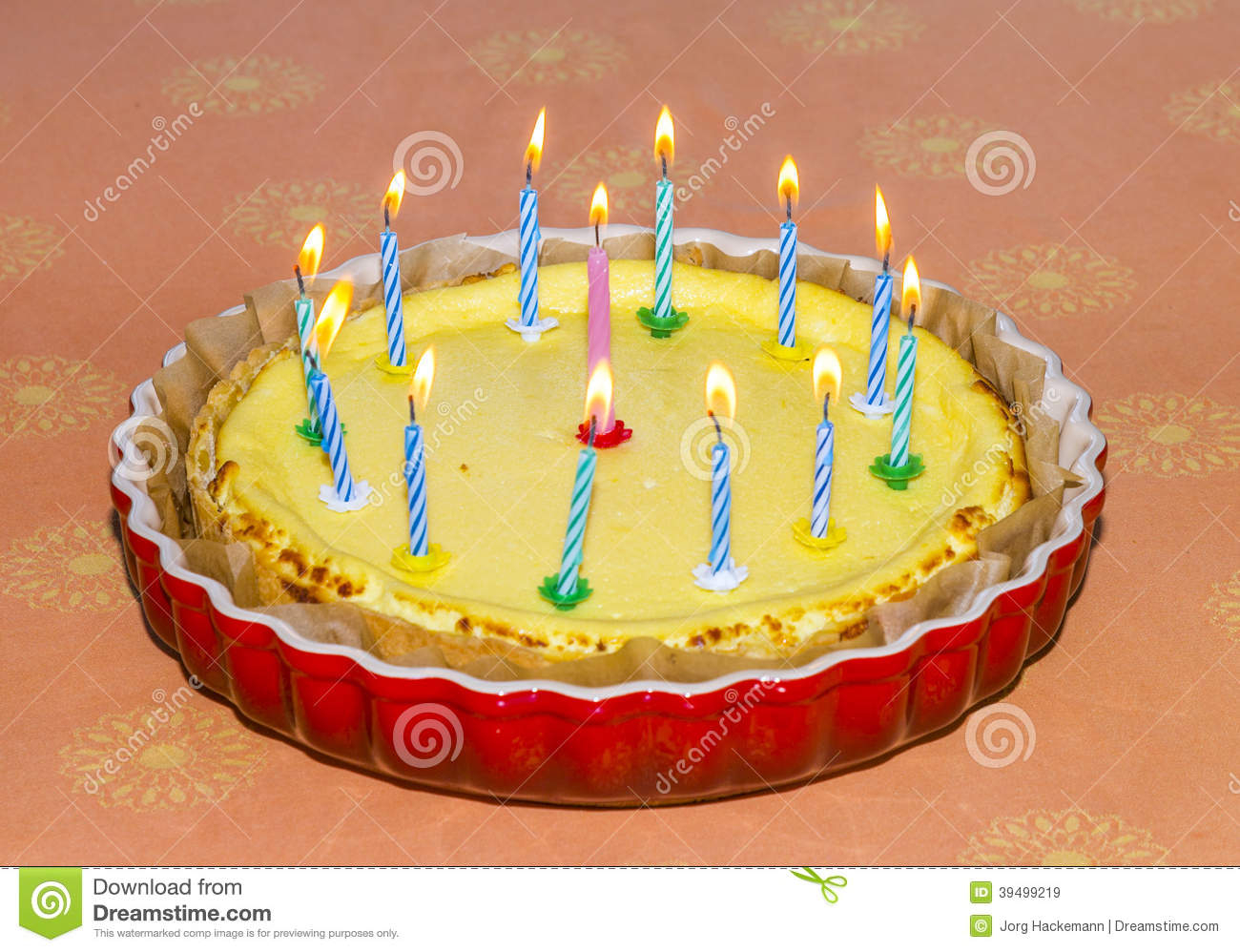 Birthday Cake With Lots Of Candles Birthday Cake With Lots Of Candles Stock Image Image Of Background