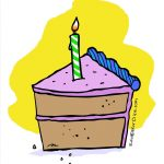 Birthday Cake With Lots Of Candles Clip Art Lots Of Candles Black And White Huge Rhmelbournechapternet