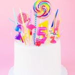 Birthday Cake With Lots Of Candles The Ultimate Guide To Birthday Candles Studio Diy