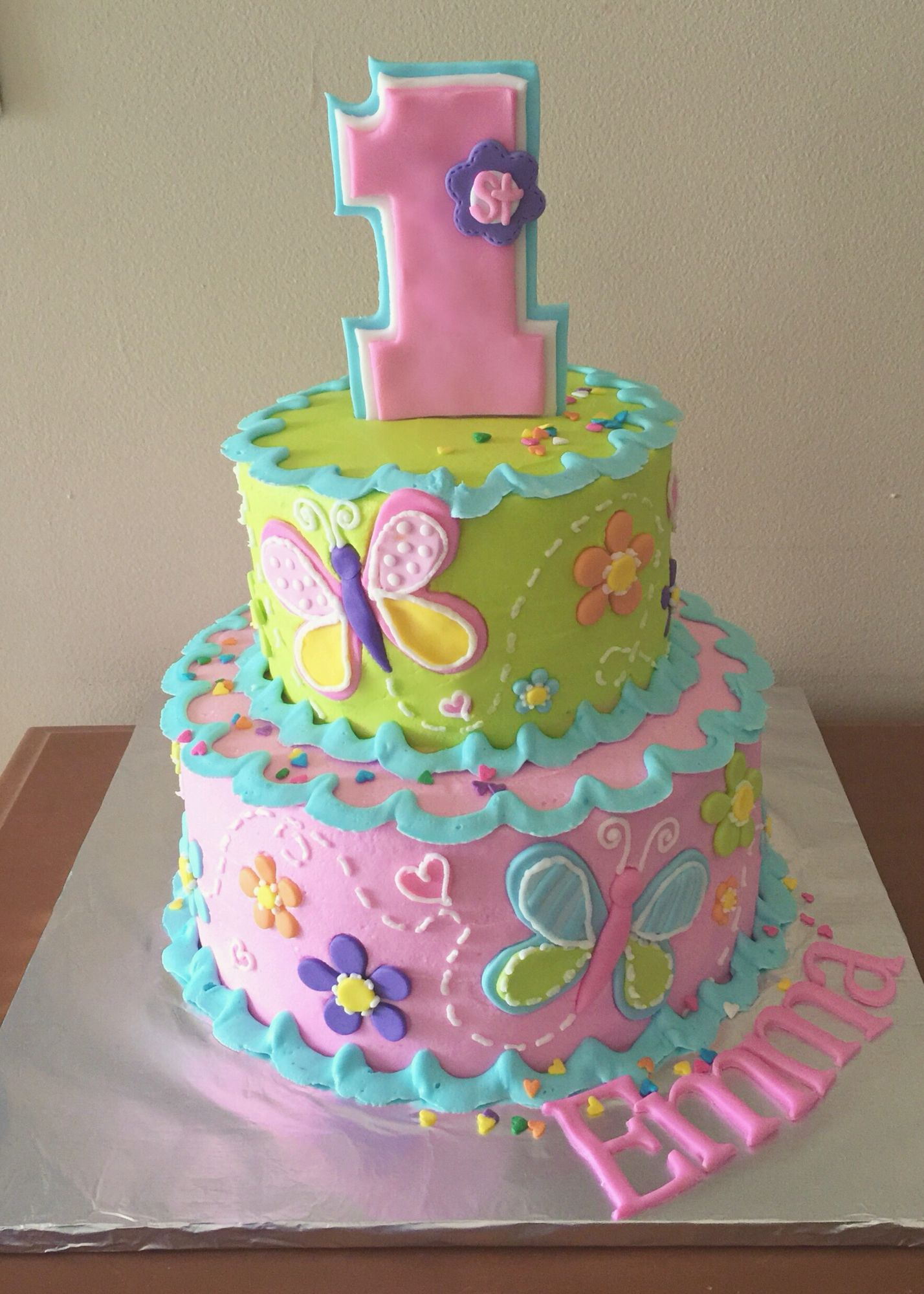 32+ Brilliant Image of Birthday Cakes For Girls